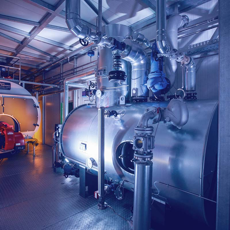 Dampfkessel Service Energieberatung