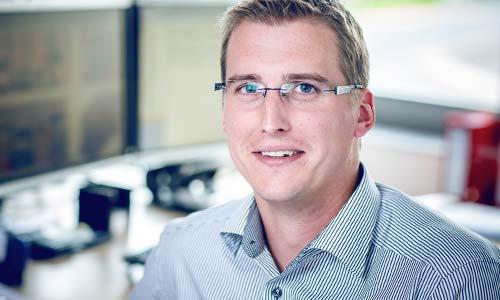 Daniel Scholbrock Projektleiter