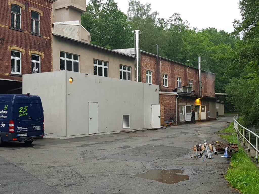 Hagelschuer Referenz Textilpflege Auerbach