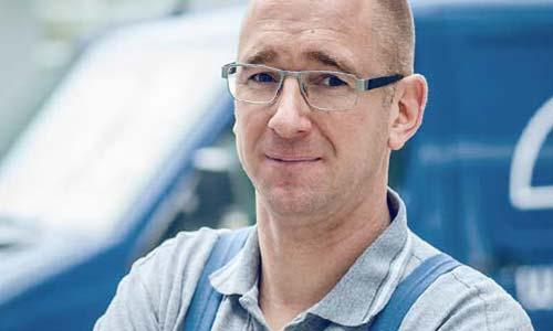 Michael Hölper Ansprechpartner Kesselwartung